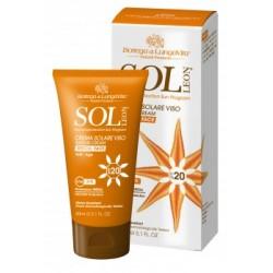 Crema Solare Viso SPF 20 - Media Protezione