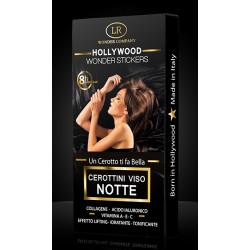 HOLLYWOOD WONDER STICKERS CEROTTINI BEAUTY VISO