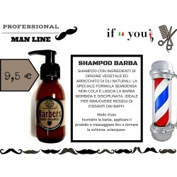 SHAMPOO BARBA - Barbers