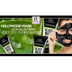 HOLLYWOOD BLACK MASK  - PEEL OFF (TUBO)