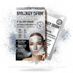 Synergy Derm Platinum peel off mask