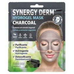 Synergy Derm® Hydrogel Mask Charcoal