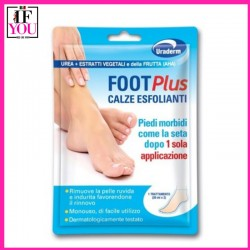 FOOT PLUS - Calze Esfolianti