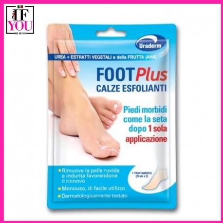 FOOT PLUS - Calze Esfolianti